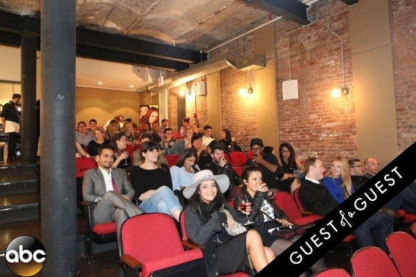 Last Night Premiere/Screening for the new ABC Show Selfie hosted by Guest Of A Guest