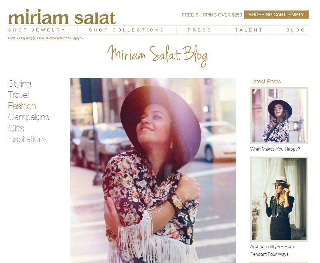 Miriam Salat Blog _ Mairanny