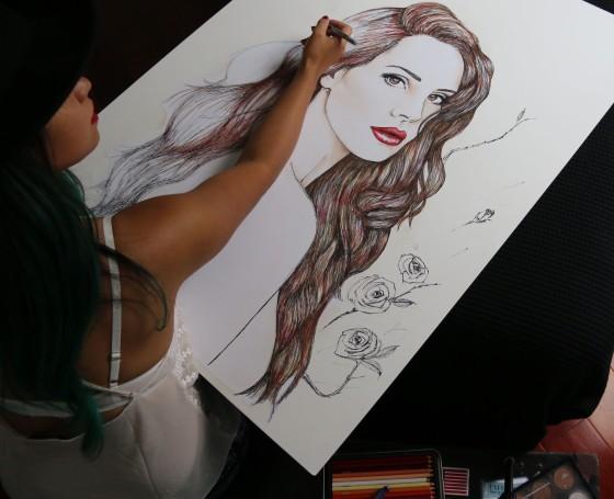 art process _ lana 01