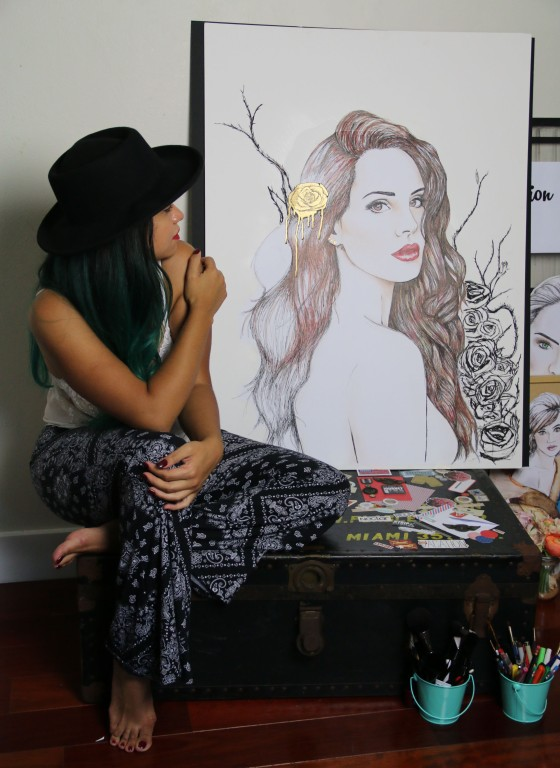 art process _ lana 04