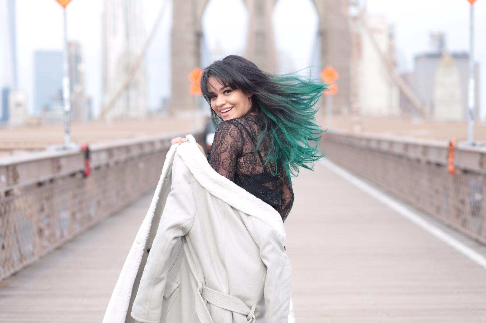 Brooklyn-Manhattan bridge photoshoot by: @davidrpimages